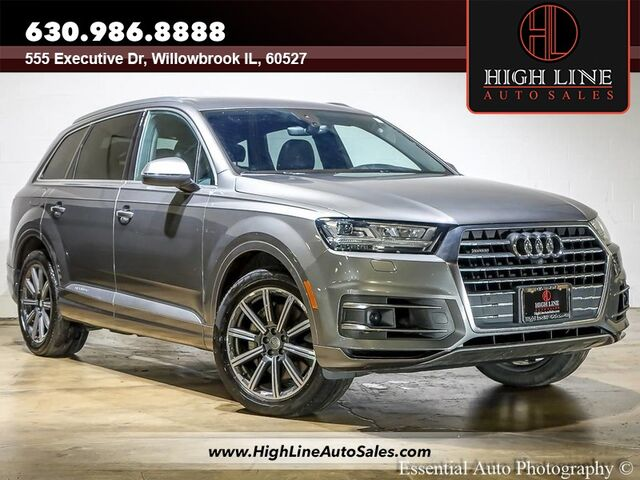 2017 Audi Q7 Premium Plus Willowbrook IL