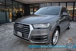 2017_Audi_Q7_Prestige / AWD / Heated & Cooled Leather Seats / Heated Steering Wheel / Navigation / Bose Speakers / Panoramic Sunroof / Virtual Cockpit / Auto Start / 3rd Row / Seats 7 / Bluetooth / Back Up Camera / Tow Pkg / 1-Owner_ Anchorage AK