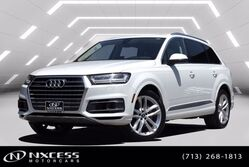 Audi Q7 Prestige All Option Warranty. 2017