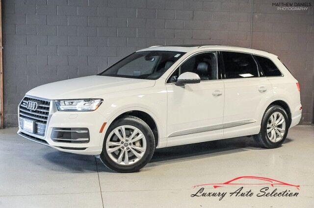 2017_Audi_Q7 Quattro Premium Plus_4dr SUV_ Chicago IL