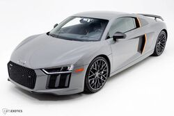 Audi R8 V10 Exclusive Edition 2017