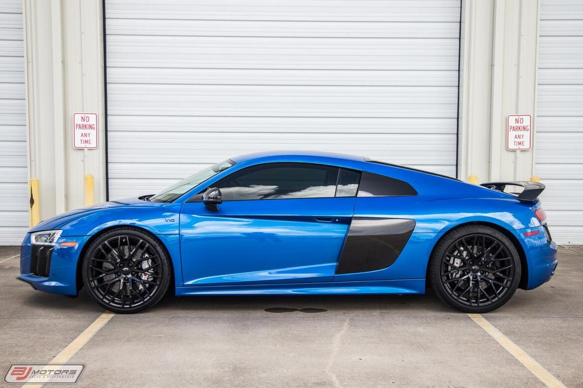 2017 Audi R8 V10 Plus Tomball TX