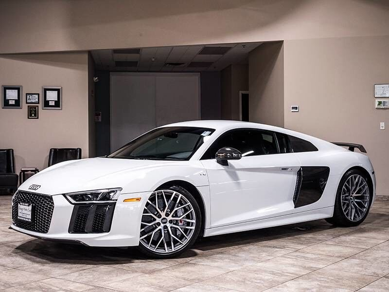 2017_Audi_R8 V10 plus Quattro AWD_Coupe_ Chicago IL
