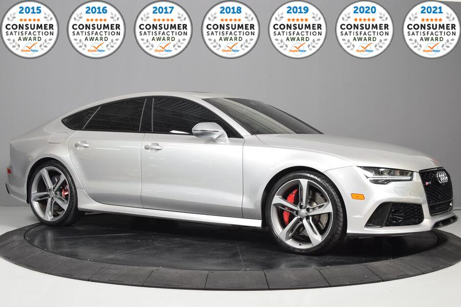 2017_Audi_RS 7_Prestige_ Glendale Heights IL