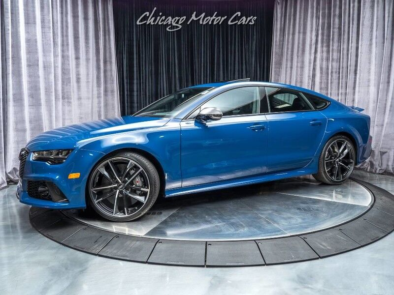 2017_Audi_RS7_Performance 4.0T Prestige Quattro MSRP $146,040_ Chicago IL