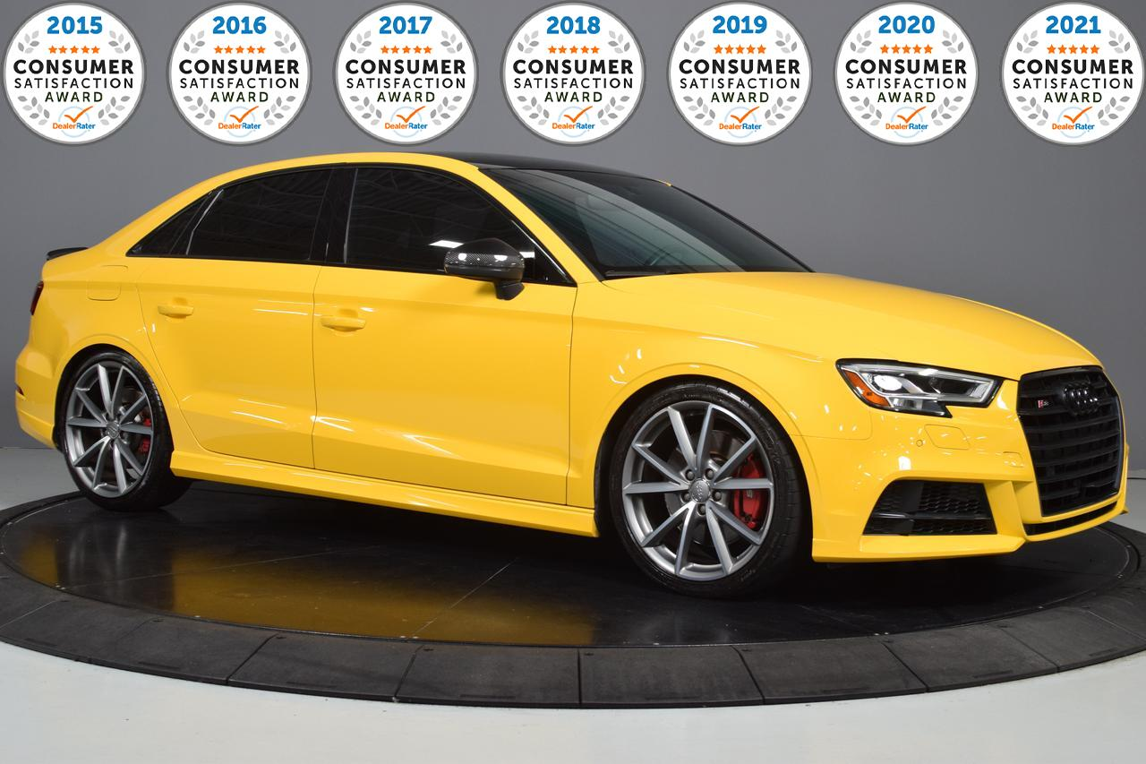 2017 Audi S3 Premium Plus Glendale Heights IL
