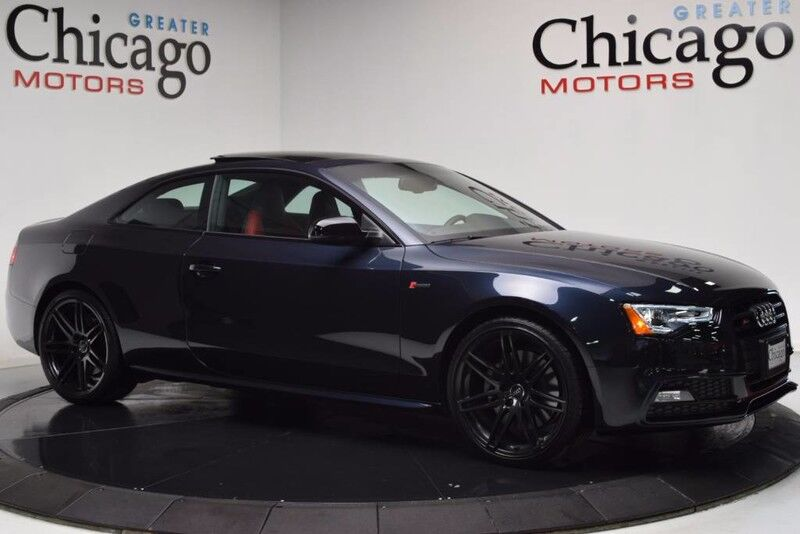 2017_Audi_S5 Coupe Clean 1 Owner Carfax~California Car__ Chicago IL