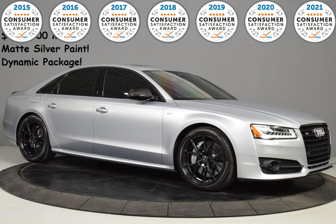 2017 Audi S8 plus Plus Glendale Heights IL