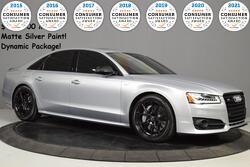 Audi S8 plus Plus 2017