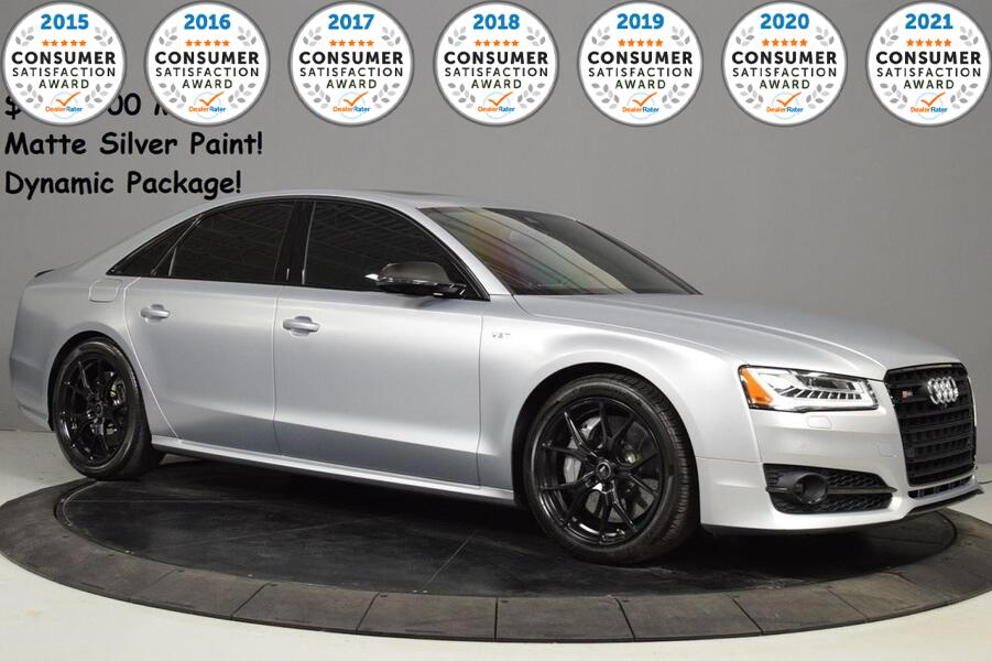 2017_Audi_S8 plus_Plus_ Glendale Heights IL
