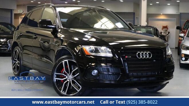 2017_Audi_SQ5_Premium Plus *Black Optics Package_ San Ramon CA