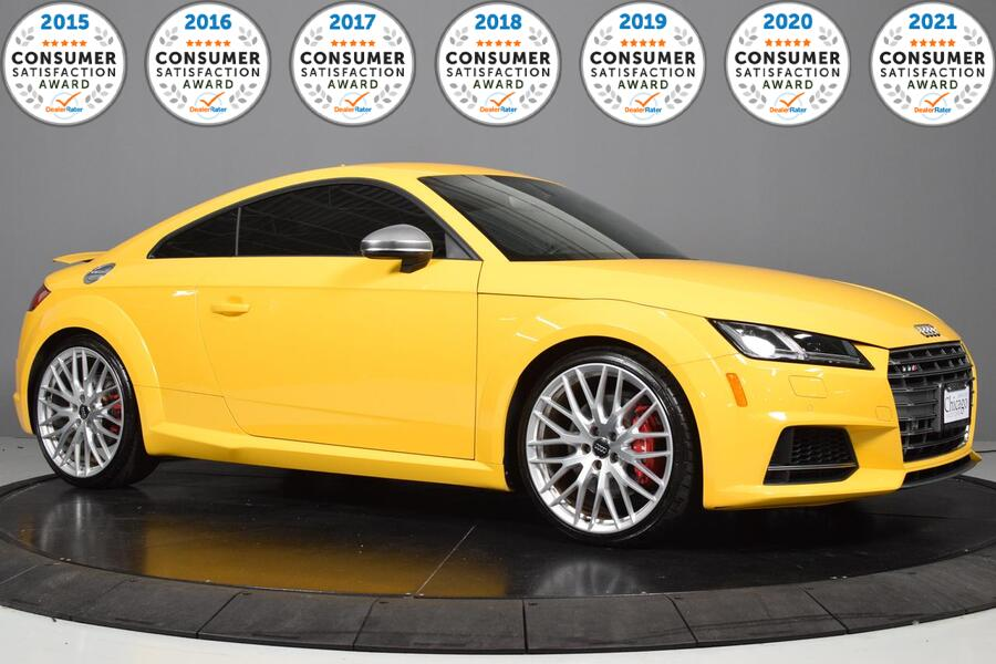 2017_Audi_TTS__ Glendale Heights IL
