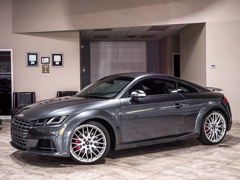 2017_Audi_TTS_Coupe_ Chicago IL