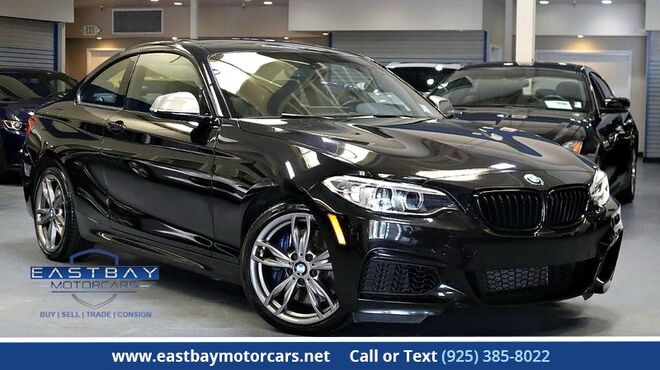 2017_BMW_2 Series_M240i_ San Ramon CA
