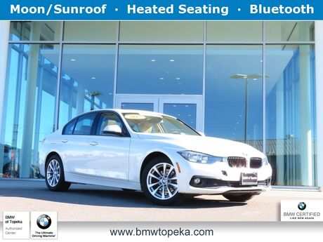 2017 BMW 3 Series 320i xDrive Kansas City KS