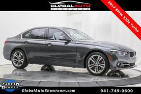 2017 BMW 3 Series 330e iPerformance Bradenton FL
