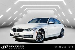 BMW 3 Series 330e iPerformance MSRP $50,535! 2017