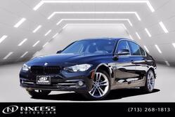 BMW 3 Series 330i Sport Navigation Sunroof Backup Camera. 2017