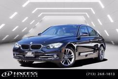 2017_BMW_3 Series_330i Sport Navigation Sunroof Low Miles Warranty._ Houston TX