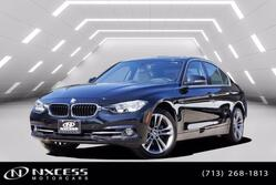 BMW 3 Series 330i Sport Navigation Sunroof Low Miles Warranty. 2017
