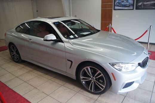 2017 BMW 4-Series 430I M sport ,Driver assist,WITH RED ROSSO INTERIOR Charlotte NC