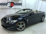 2017 BMW 4 Series 430i xDrive Convertible Luxury Driver Assist Tech