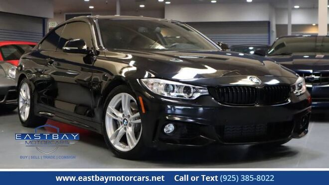 2017_BMW_4 Series_440i M Sport Package_ San Ramon CA