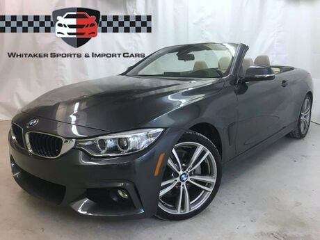 2017 BMW 4 Series 440i xDrive Convertible Tech Driver Assist Plus Maplewood MN