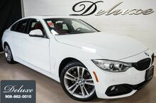 2017_BMW_430i_Gran Coupe Sport Line, Navigation System, Rear-View Camera, Bluetooth Streaming Audio, Coral Red Leather Interior, Heated Sport Seats, Power Sunroof, 18-Inch Alloy Wheels,_ Linden NJ