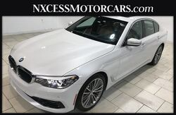 2017_BMW_5 Series_530i- Navigation, Heated Seats, Extra Clean_ Houston TX