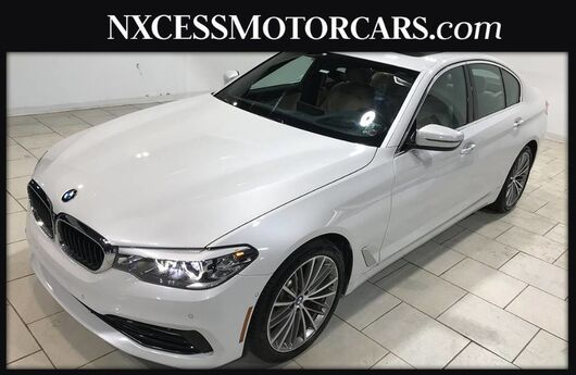 2017 BMW 5 Series 530i- Navigation, Heated Seats, Extra Clean Houston TX