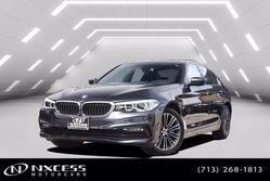 BMW 5 Series 530i Sport Line Premium Package Low Miles Warranty. 2017
