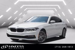 BMW 5 Series 530i Sport Low Miles One Owner Factory Warranty. 2017