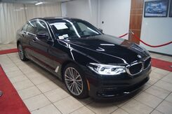 2017_BMW_5-Series_530i with DRIVERS ASSIST,HEADS UP DISPLAY,AUTO PARKING AND TECH PACK_ Charlotte NC