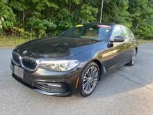 2017_BMW_5 Series_530i xDrive Sedan_ Pembroke MA