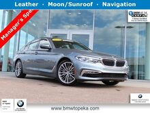 2017_BMW_5 Series_540i xDrive_ Kansas City KS