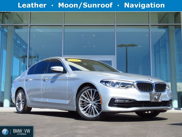 2017 BMW 5 Series 540i xDrive Kansas City KS