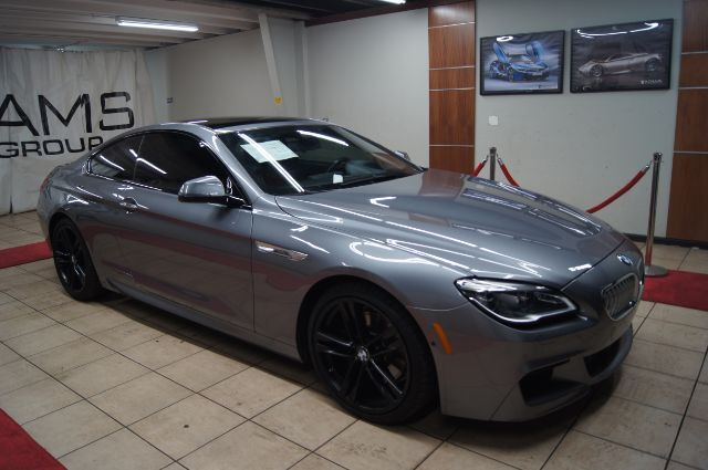 2017 Bmw 6 Series 650 M Sport Coupe With Red Rosso Interior Driver Ist