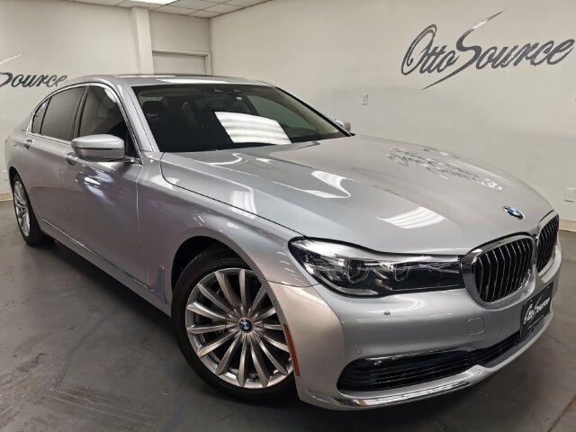 2017 BMW 7 Series 740i Dallas TX
