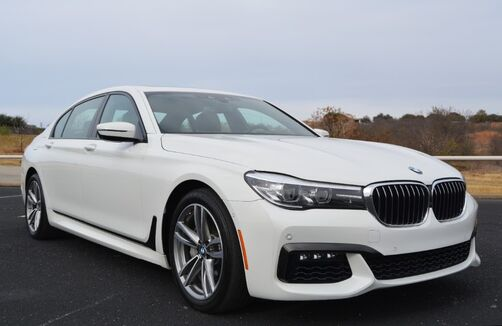 2017_BMW_7 Series_740i M Sport Executive Sedan_ Fort Worth TX