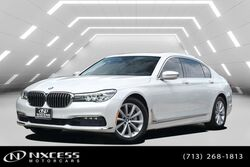BMW 7 Series 740i xDrive Extra Clean Factory Warranty. 2017