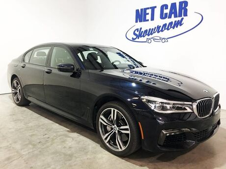 2017 BMW 7 Series 750i Houston TX