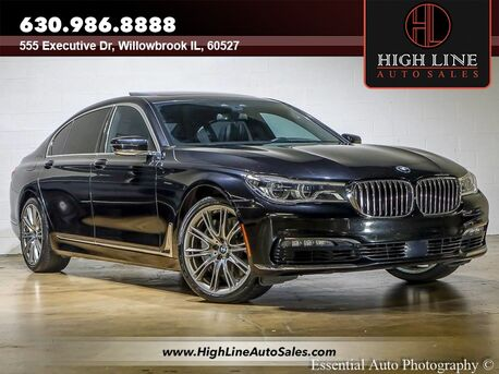 2017_BMW_7 Series_750i_ Willowbrook IL