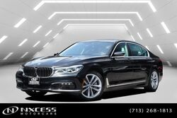 BMW 7 Series 750i xDrive 1 Owner Factory Warranty! 2017