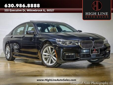 2017_BMW_7 Series_750i xDrive_ Willowbrook IL