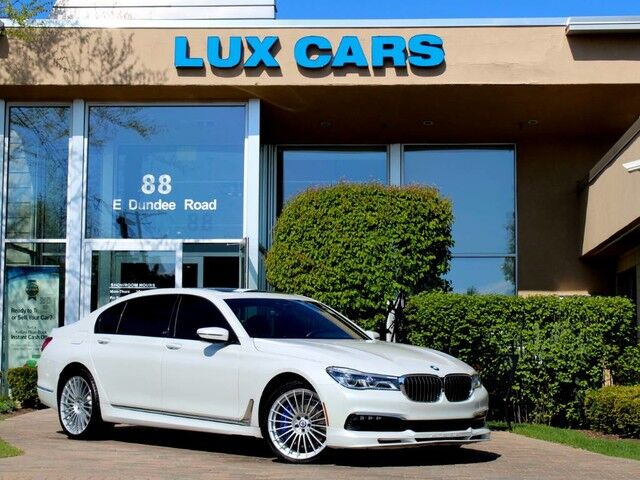 2017_BMW_ALPINA B7 xDrive_NAV PANOROOF REAR DVD AWD MSRP $151,645_ Buffalo Grove IL