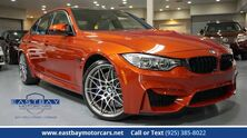 BMW M3 6-speed manual / Competition pkg 2017