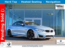 2017_BMW_M4_Convertible_ Kansas City KS