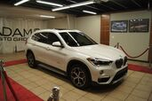 2017 BMW X1 SDRIVE LUXURY , premium pack and driver assist