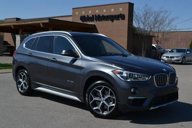 Vehicle Details 2017 Bmw X1 At Coolsprings Brentwood